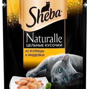 Корм для кошек Шеба
