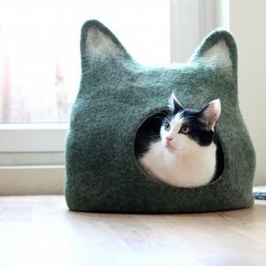 Как избавиться от шерсти кошек