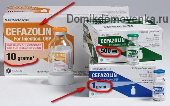 цефазолин-акос инструкция по применению уколы для животных