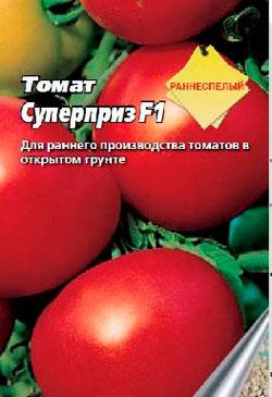 семена томата суперприз